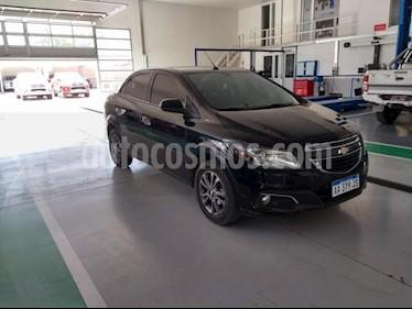 Chevrolet Prisma LTZ usado (2016) color Negro precio $660.000
