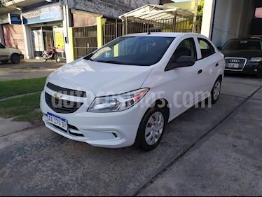 Chevrolet Prisma LT usado (2016) color Blanco Summit precio $539.000