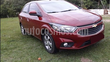 Chevrolet Prisma LTZ usado (2017) color Rojo precio $640.000
