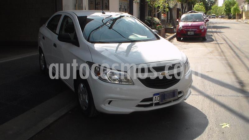 Chevrolet Prisma LS usado (2018) color Blanco precio $899.900