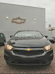 Chevrolet Prisma LT usado (2020) color Gris Oscuro precio $700.900