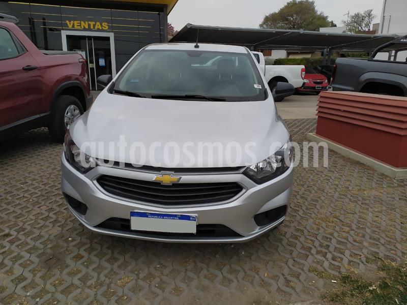 Chevrolet Prisma LT usado (2018) color Gris precio $890.000