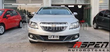 Chevrolet Prisma LTZ usado (2015) color Gris Claro precio $480.000