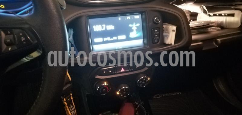 Chevrolet Prisma LTZ Aut usado (2018) color Blanco precio $800.000