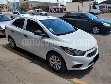 Chevrolet Prisma LTZ Aut usado (2017) color Blanco precio $550.000