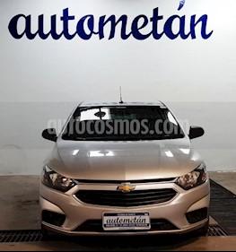 Chevrolet Prisma LT usado (2016) color Gris Claro precio $740.000