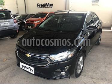 Chevrolet Prisma LTZ usado (2017) color Negro precio $650.000