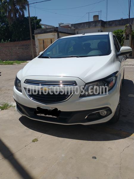Chevrolet Prisma LTZ usado (2016) color Blanco Summit precio $870.000