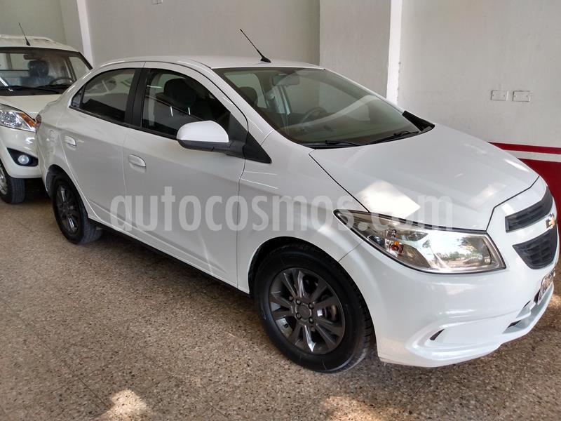 Chevrolet Prisma LTZ usado (2014) color Blanco precio $790.000