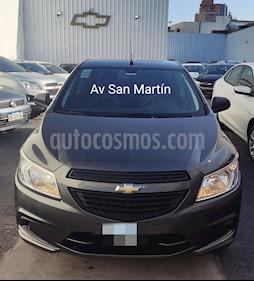Chevrolet Prisma LT usado (2015) color Gris Sky precio $479.900