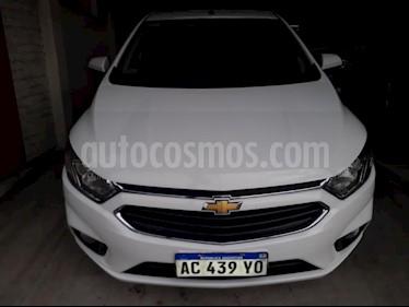 Chevrolet Prisma LTZ Aut usado (2018) color Blanco precio $570.000
