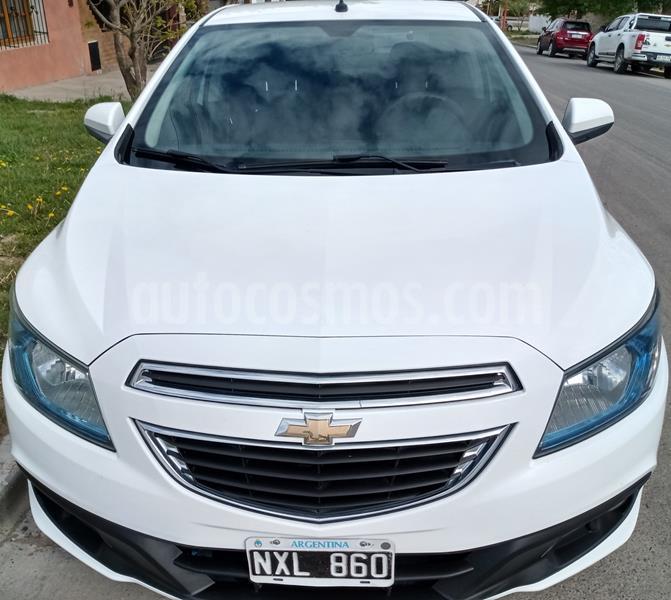 Chevrolet Prisma LTZ usado (2014) color Blanco precio $715.000