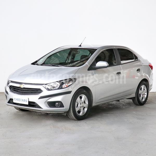 Chevrolet Prisma LT usado (2019) color Gris Plata  precio $985.000