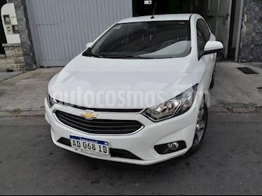 Chevrolet Prisma LTZ usado (2018) color Blanco precio $630.000