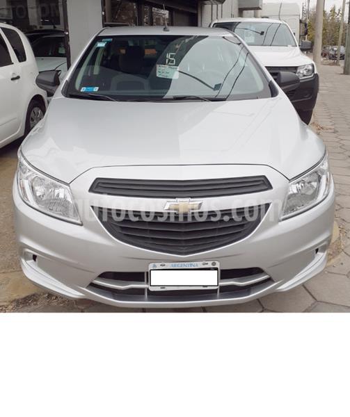 Chevrolet Prisma LT usado (2015) color Gris Claro precio $890.000