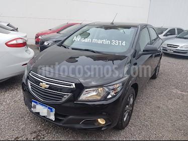 Foto Chevrolet Prisma LTZ usado (2016) color Negro precio $530.000