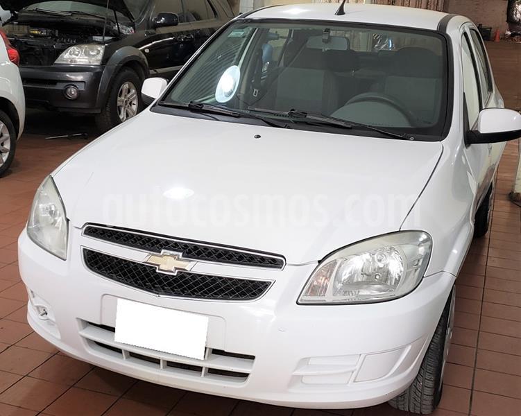 Chevrolet Prisma LT usado (2011) color Blanco precio $489.000