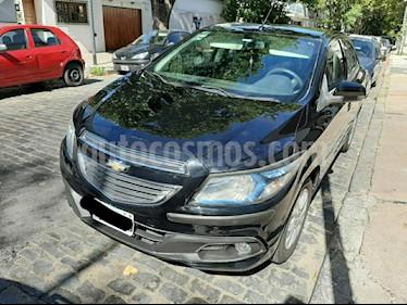 Chevrolet Prisma LTZ usado (2014) color Negro precio $470.000