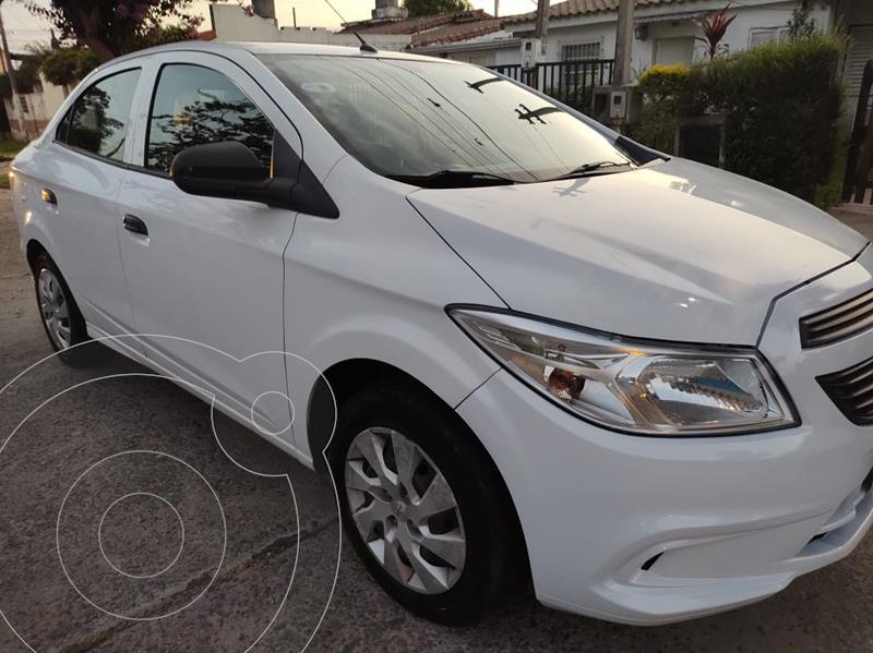 Chevrolet Prisma LT usado (2014) color Blanco precio $760.000