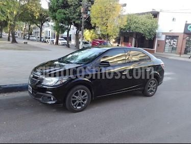 Chevrolet Prisma LTZ usado (2015) color Negro precio $530.000