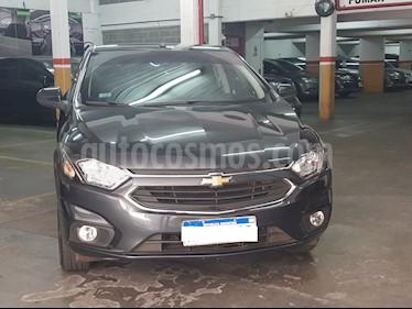Foto Chevrolet Prisma LTZ usado (2017) color Gris Oscuro precio $539.000