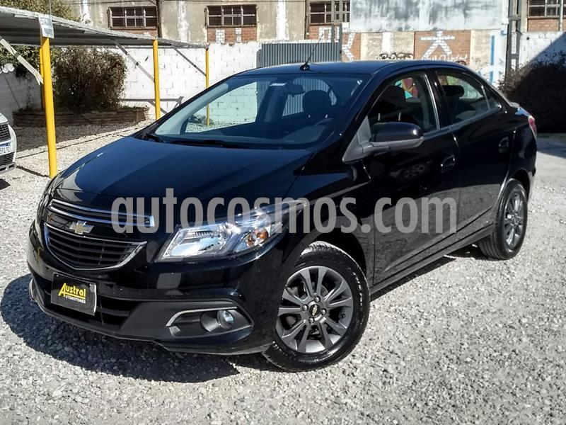 Chevrolet Prisma LTZ usado (2016) color Negro precio $480.000