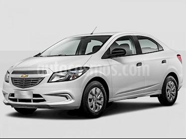 Chevrolet Prisma - usado (2017) color Blanco precio $950.000
