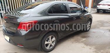 Chevrolet Prisma 1.4L LTZ usado (2018) color Gris Oscuro precio $7.000.000