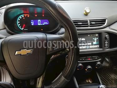 Chevrolet Prisma 1.4L LT  usado (2017) color Gris Oscuro precio $6.200.000