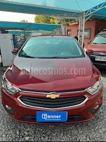 Chevrolet Prisma 1.4L LTZ usado (2017) color Rojo precio $6.890.000
