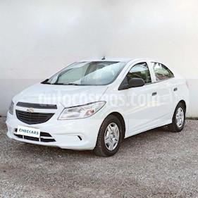 Foto venta Auto usado Chevrolet Prisma LS Joy + (2018) color Blanco precio $399.000