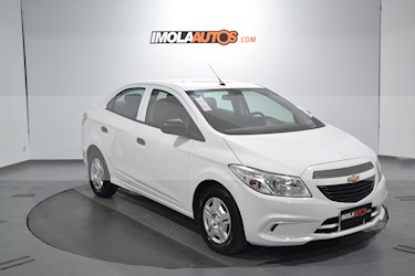 Foto venta Auto usado Chevrolet Prisma LS Joy + (2018) color Blanco precio $360.000