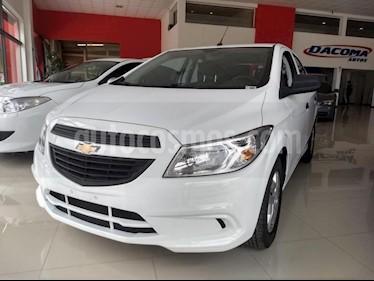 Foto venta Auto usado Chevrolet Prisma LS Joy + (2019) color Blanco