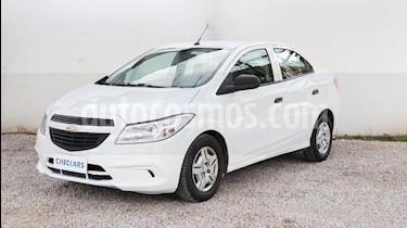 Foto venta Auto usado Chevrolet Prisma LS Joy + (2018) color Blanco precio $379.000