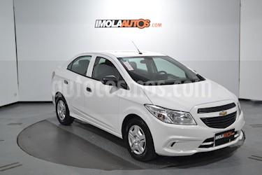 Foto venta Auto usado Chevrolet Prisma LS Joy + (2018) color Blanco precio $420.000