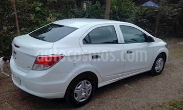 Foto venta Auto usado Chevrolet Prisma LS Joy + (2018) color Blanco precio $440.000