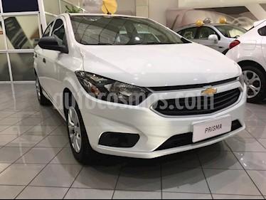 Foto venta Auto usado Chevrolet Prisma LS Joy + (2019) color Gris Oscuro precio $400.000