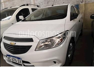 Chevrolet Prisma Joy LS usado (2018) color Blanco precio $650.000