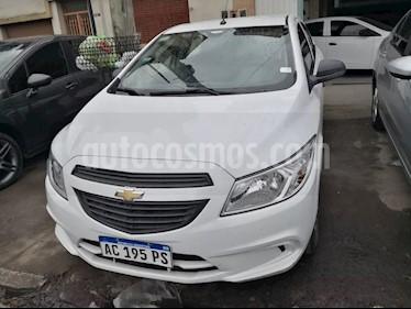 Foto venta Auto usado Chevrolet Prisma LS Joy (2017) color Blanco precio $305.000