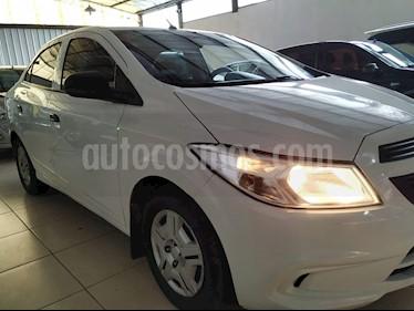 Chevrolet Prisma Joy LS usado (2017) color Blanco precio $460.000