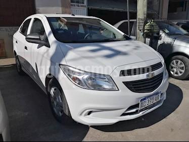 Foto venta Auto usado Chevrolet Prisma LS Joy (2018) color Blanco precio $375.000
