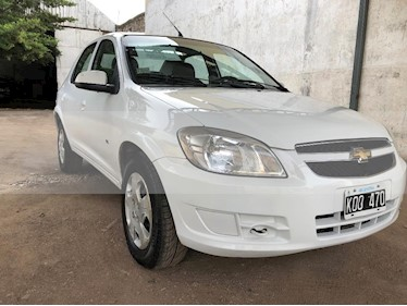 Foto venta Auto usado Chevrolet Prisma LS (2011) color Blanco precio $240.000