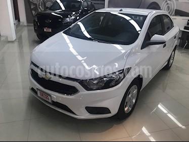 Chevrolet Prisma LT nuevo color Blanco Summit precio $580.000