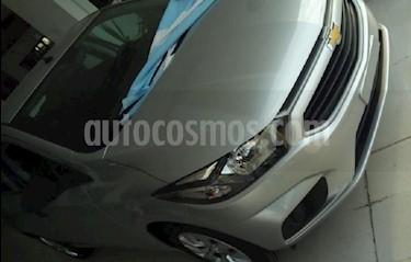 Foto venta Auto Usado Chevrolet Prisma LT (2018) color Gris Plata