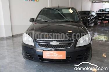 Foto venta Auto usado Chevrolet Prisma LT (2012) color Negro precio $200.000
