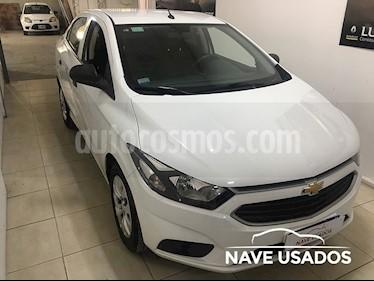 Foto venta Auto usado Chevrolet Prisma LT (2018) color Blanco precio $540.000