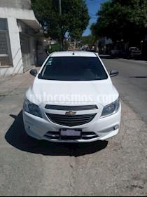 Foto venta Auto usado Chevrolet Prisma LT (2013) color Blanco precio $280.000