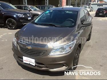 Foto venta Auto usado Chevrolet Prisma LT (2013) color Marron precio $315.000