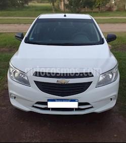 Foto venta Auto usado Chevrolet Prisma LT (2016) color Blanco Summit precio $330.000