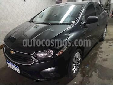 Foto venta Auto usado Chevrolet Prisma LT (2018) color Gris Oscuro precio $385.000